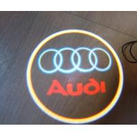 Wholesale Audi LED HD Logo Projector Door Lights from china suppliers