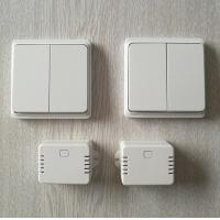 Wholesale Self-powered Wireless Wall Switch Remote Control Light and lamp 70m Long Work Range No Battery No Wire from china suppliers