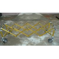 Wholesale 6Inch Wheel Anodiezed Aluminium Church Truck Mortuary Equipment with 4 or 5 X Frame from china suppliers