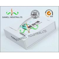 Wholesale Handmade Custom Printed Corrugated Boxes , Cardboard Collapsible Packaging Box from china suppliers