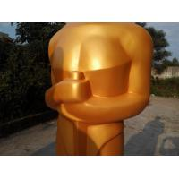 Wholesale Event party decoration large  Oscar statue/sculpture  with existing mold for sale from china suppliers