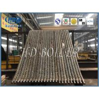 Buy cheap Boiler Heat Exchange Part Water Wall Panels / Construction For Power Station from wholesalers