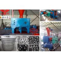 Wholesale charcoal making machine/briquettes production machine/charcoal briquette roller press from china suppliers