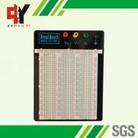 Quality Soldering Electronic Breadboard Projects 2390 Points With Colored Coordinates for sale