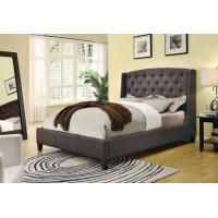 Wholesale Upholstered Bed, Upholstered Headboard, Hotel Furniture, Fabric Bed from china suppliers