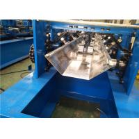 Wholesale Speed Adjustable Greenhouse Gutter Roll Forming Machine Schneider PLC Control from china suppliers