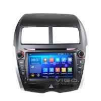 Buy cheap 8'' Android System 3G WIFI GPS Navigation for Mitsubishi ASX Peugeot Citroen from wholesalers