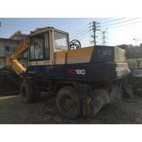 Wholesale Original japan Used KOMATSU PW150-5 Wheel Excavator For Sale from china suppliers
