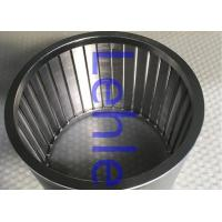 China Stainless Steel 316L Vee Wire Screen , Wedge Wire Filter For Horizontal Sand Mill for sale