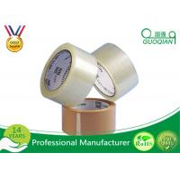 Wholesale Transparent Acrylic Adhesive BOPP Packing Tape Automated / Manual Sealing For Cartons from china suppliers
