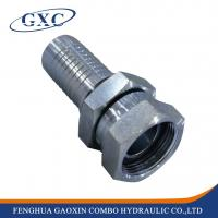 Buy cheap 22611d Bsp Female 60 Degree Cone Double Hexagon Hydraulic Hose Fitting from wholesalers