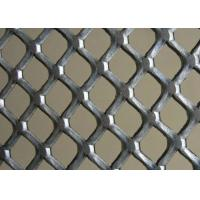 Wholesale Aluminum Suspended Ceiling Expanded Metal Mesh Plate For 0.5-8mm Thickness from china suppliers