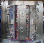 PECVD Thin Film Coating Machine , SiC Vacuum Metalizing Machine For Hydrogen