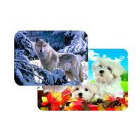 Wholesale Custom Depth 3D Lenticular Placemats Decoration For Dining Room from china suppliers