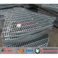 Wholesale Hot Dipped Galvanized Metal Bar Grating Platform from china suppliers