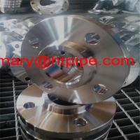 ASTM B637 UNS N07718 nickel  alloy steel flange