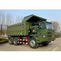 Wholesale 70 Ton Strong Horsepower 6x4 Heavy Duty Dump Truck for Transportation from china suppliers