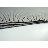 Wholesale 260gsm Grey Felt Fabric Backing Non Slip Gripper High Gas Permeability from china suppliers