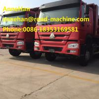 Wholesale Diesel Heavy Duty Dump Truck Payload 30 Tons 10 Wheels Hyva Hydraulic Front Lifting 16m3 bucket from china suppliers