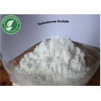 Wholesale Testosterone Bodybuilding Raw Steroid Powder Testosterone Acetate CAS 1045-69-8 from china suppliers