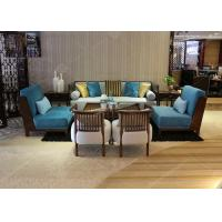 Wholesale Durable Confortable Fabric 3 Piece Sectional Sofa , Grey Sectional Reclining Sofa Sets from china suppliers