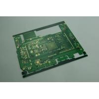 Wholesale Custom Green HAL Printed Multi Layer PCB Boards for High End Electronic 8 Layers 0.7mm from china suppliers