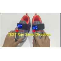 Wholesale LED running screen lights for shoes/  LUV-MS-525 New style LED programmble message screen display light from china suppliers