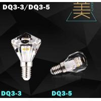Wholesale diamond led bulb lamp crystal light candle bulb led from china suppliers