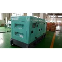 Silent Type Diesel Standby Generator 60Hz Output 160KVA With Low Oil - Pressure Protection for sale
