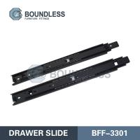 China 35mm  Ball Bearing Slide Rail Drawer Runner on sale