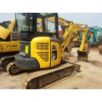 Wholesale Used KOMATSU PC35MR-2 3.5 Ton Mini Excavator For Sale from china suppliers