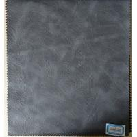 Wholesale Kinds of Color Artificial PU Leather Cloth with Anti-Mildew and Waterproof Features from china suppliers