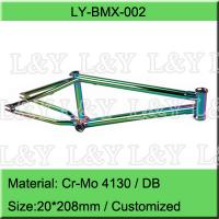 20 Inch Double Butted BMX Bike Frame for sale
