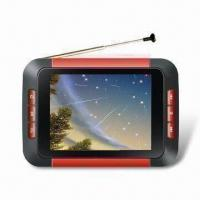 Wholesale 3.5-inch MP5 Player with Speaker and FM Radio, Supports Analog TV from china suppliers