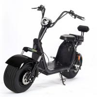 Wholesale EcoRider E5-7 Big Wheels Citycoco Scooter 50km/h Electric Motorcycle 1000w Seev Citycoco from china suppliers