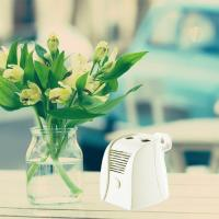 Wholesale Mini Negative Ion Air Cleaners , 15sqm ionizer air purifier to clean dust from china suppliers