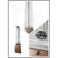 Wholesale Restaurant Floor Standing Outdoor Gas Patio Heater 450 - 870g / Hour Flux from china suppliers