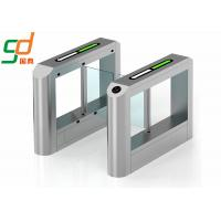 Wholesale Supermaket Swing Barrier Gate Access Control Stainless Steel Turnstiles from china suppliers