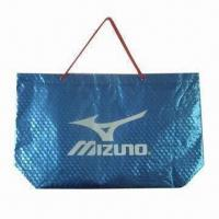 Wholesale Laminated Promotional Shopping Bag with Silkscreen and Themal Transfer Logo Printings from china suppliers