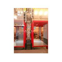 Wholesale Single / Double Car 2700kg Industrial Elevators with Mast Hot-dip Galvanized from china suppliers
