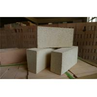 Buy cheap Low Bulk Density Insulating High Alumina Brick High Temperature Refractory Bricks from Wholesalers