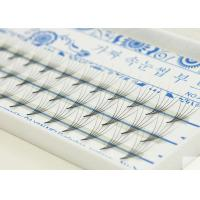 Wholesale 1 Set 6/8/9/10/11/12/13 mm Real Eyelash Extensions 0.07 C Curl 3D Individual Mink Eyelashes from china suppliers