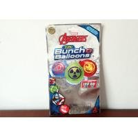 China Three Side Sealed Laminated Packaging Bags 29*16 CM Size For Toy Balloons for sale