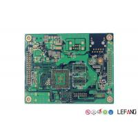 Wholesale 1.2mm 6 Layers Communication PCB Circuit Board PCB with RoHS Compliance from china suppliers