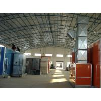 Quality Industrial Paint, Dry Large Spray Booth, Electric Auto Preparation Area for sale