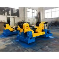 Buy cheap Welding Rotator Roller Self Aligned For High Pressure Vessels and Marine Repair works from wholesalers