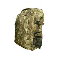 China Camo Fishing Backbag With Water-proof Coating, 100% polyester Oxford Camo Passion Camo Hunting Backpack on sale