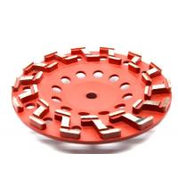 Wholesale 7 Inch Metal Bonded Diamond Grinding Wheel For Concrete Grinding from china suppliers