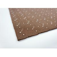 Wholesale Moth Proof Needle Punched Non Woven Felt Anti - Slip Dots For Carpet Backing from china suppliers