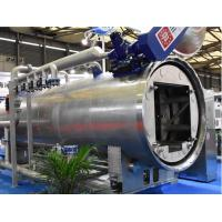 Quality Food Sterilization Equipment For Flexible Packaging Full Automatic Rotary System for sale